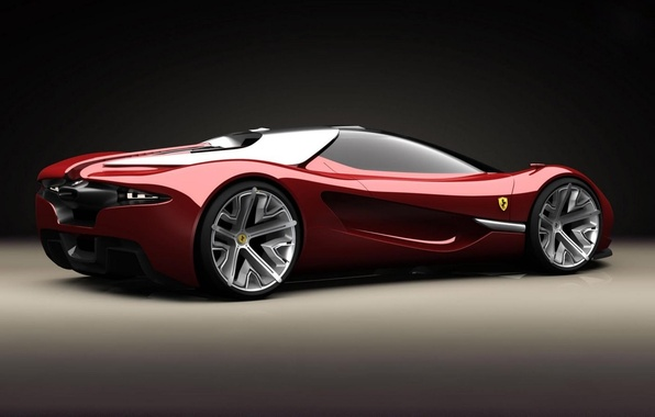 Picture car, concept, supercar, ferrari, Ferrari, supercars, xezri