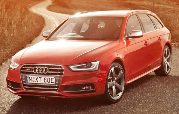 Picture Audi, Audi, Before