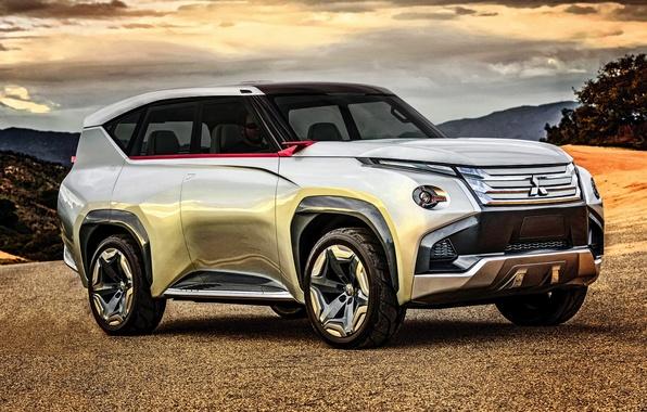 Picture Concept, Mitsubishi, Mitsubishi, 2014, GC-PHEV