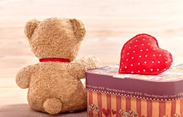 Picture love, heart, bear, love, plush, toy, bear, heart, romantic, cute, Teddy
