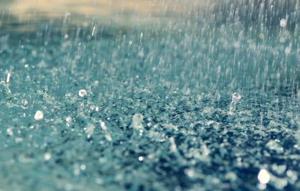 Picture drops, rain, rain, drops