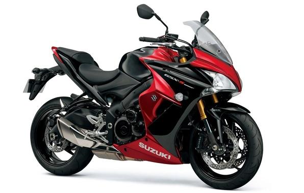 Picture photo, bike, 2016, Suzuki GSX-S1000F, ABS