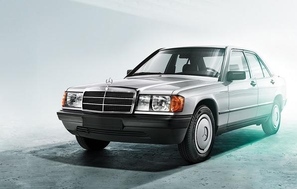 Picture Machine, Mercedes, Mercedes Benz, Benzo, 190