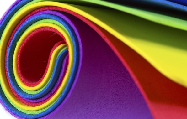 Picture Macro, Ride, Colour Wave, Vibrant Minimalism