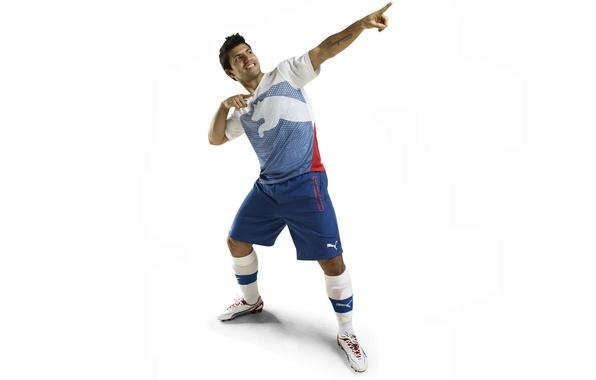 Picture football, 2012, Aguero, new shoes, Sergio Aguero