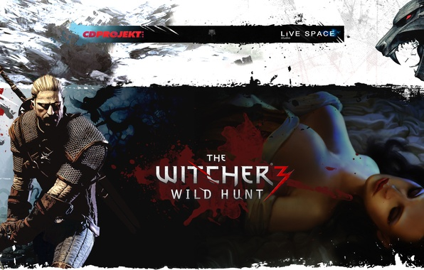 Picture The Witcher 3, LiVE SPACE studio, CD PROJECT RED