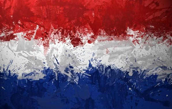 Picture flag, Netherlands, Holland, Holland, Netherlands, The Kingdom Of The Netherlands, Kingdom of the Netherlands