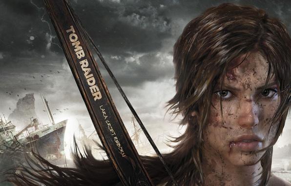 Picture Tomb Raider, Reborn, Lara Coft, New