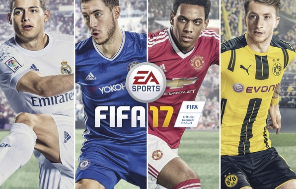Picture Game, Electronic Arts, EA Sport, FIFA 17