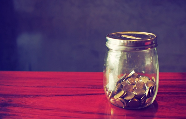 Picture money, piggy, coins, accumulation