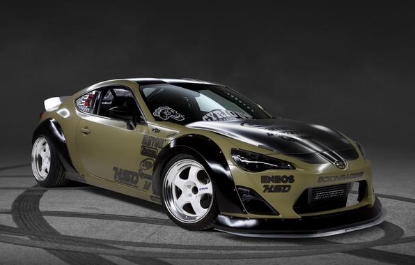 Picture Toyota, Car, Sport, FR-S, Scion
