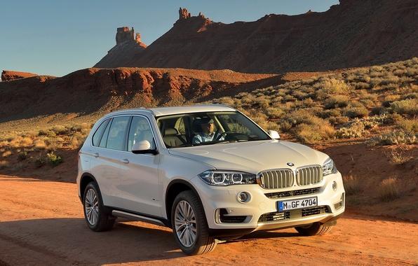 Picture white, BMW, BMW, car, beautiful, xDrive30d