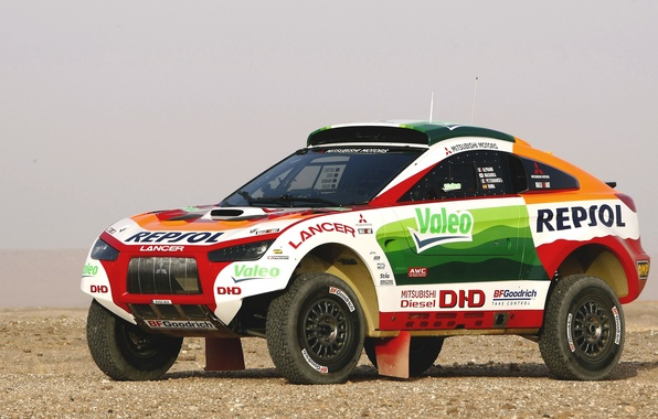 Picture Auto, Wheel, Sport, Desert, Machine, Race, Mitsubishi, Mitsubishi, Jeep, Heat, Rally, Dakar, Dakar, SUV, Rally, …