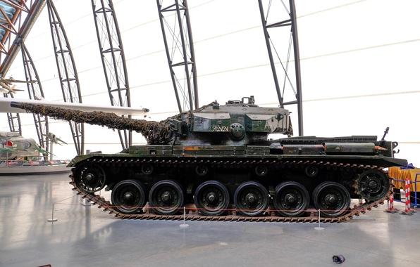Picture tank, Museum, armor, average, Centurion