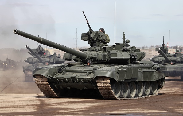 Picture tank, T-90, T-90A, Alabino, The Russian Army