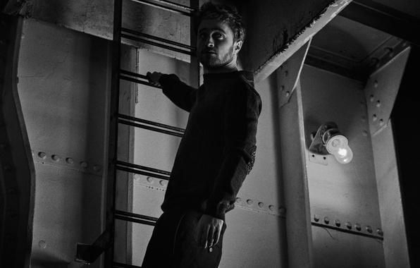 Picture photoshoot, Daniel Radcliffe, Vanity Fair, 2016