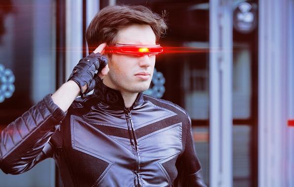 Picture X-Men, Cyclop, JJ Abrams Version, Scott Summer