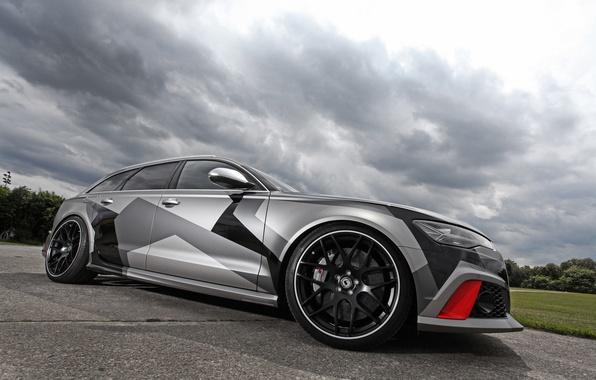 Picture Audi, Audi, Before, 2015, RS 6, Schmidt Revolution