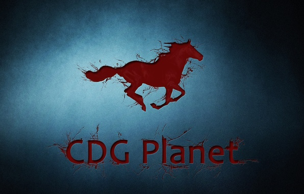 Picture game, horse, company, CDG Planet