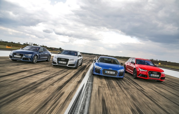 Picture Audi, Audi, RS 7, RS 6