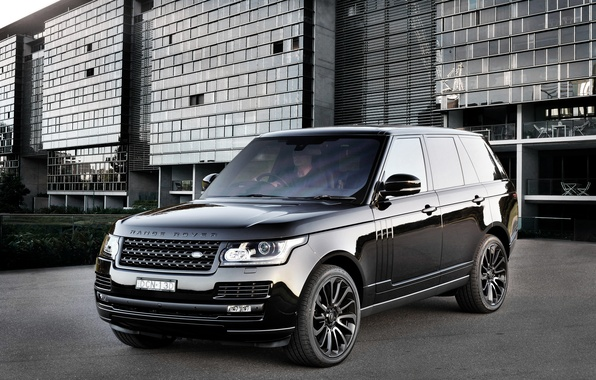 Photo wallpaper Land Rover, Range Rover, land Rover, range Rover, Vogue, VOG
