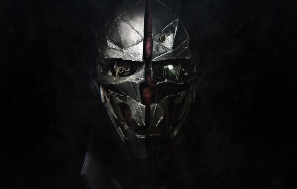Picture Look, Mask, Bethesda Softworks, Bethesda, Corvo, Corvo, Arkane Studios, Dishonored 2