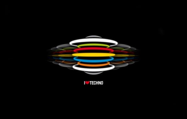Picture style, music, love, genre, techno