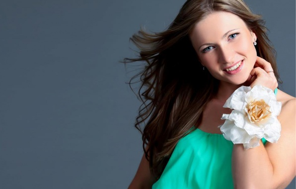 Picture smile, photoshoot, Daria, Domracheva