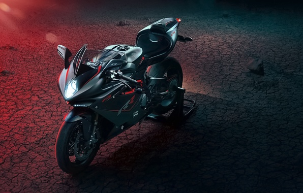 Picture Light, Red, Bike, Agusta, Motocycle
