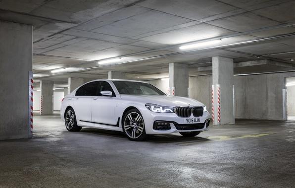 Picture BMW, BMW, xDrive, 7-Series, 2015, G11
