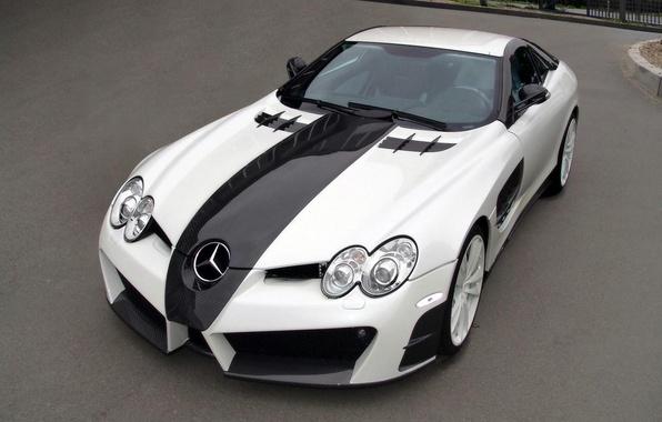 Picture White, Mercedes