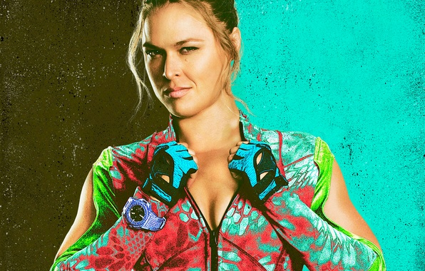 Picture Luna, Ronda Rousey, Expendables 3