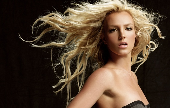 Picture girl, poster, britney spears