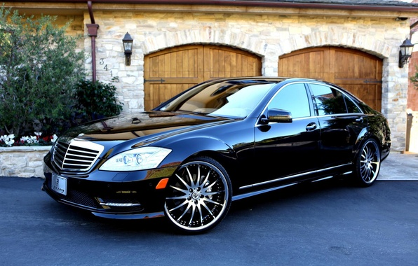 Picture Mercedes, Mercedes, S-classe, W221, Lexani
