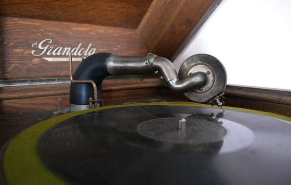 Picture music, vinyl, phonograph
