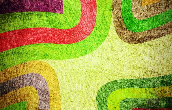 Picture abstraction, background, patterns, paint, Color, lines