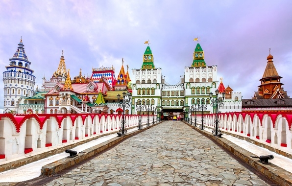 Picture city, Moscow, Russia, Russia, Moscow, Kremlin