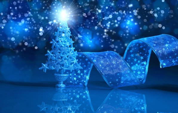 Picture winter, decoration, holiday, new year, Christmas