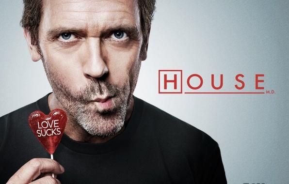 Picture House, Lollipop, Dr. house, Hugh Laurie