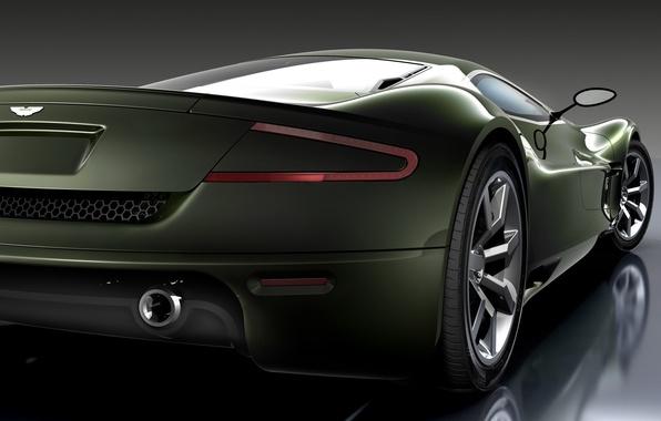 Picture machine, auto, Concept, Aston Martin, AMV10, ass