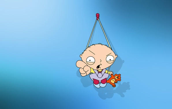Picture Minimalism, Family guy, Stewie, Rupert