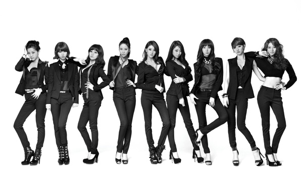 Picture music, girls, Asian girls, South Korea, Kpop, Nine Muses