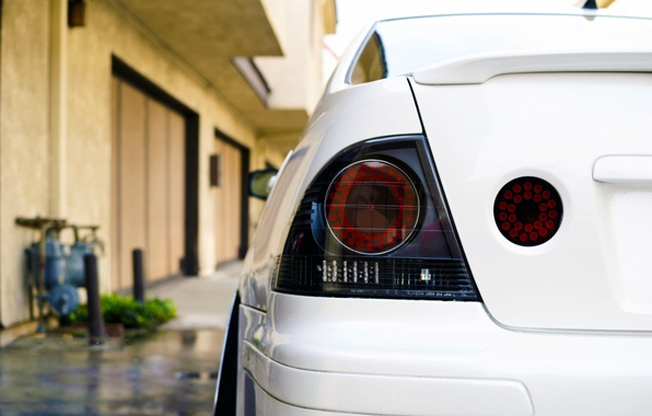 Picture Lexus, Toyota, Height, White, JDM