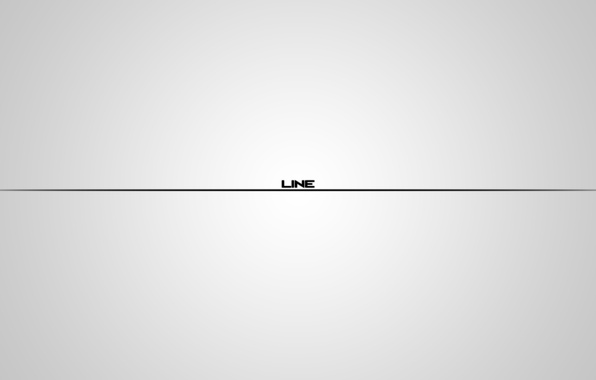 Picture white, background, the inscription, minimalism, gradient, line, white, line, the word, gradient, pic