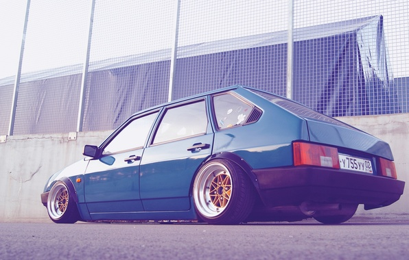 Picture Machine, Tuning, Style, 2109, Tuning, VAZ, Stance, Stens, Vaz
