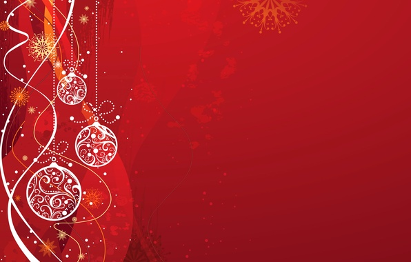 Picture vector, New Year, Christmas, postcard