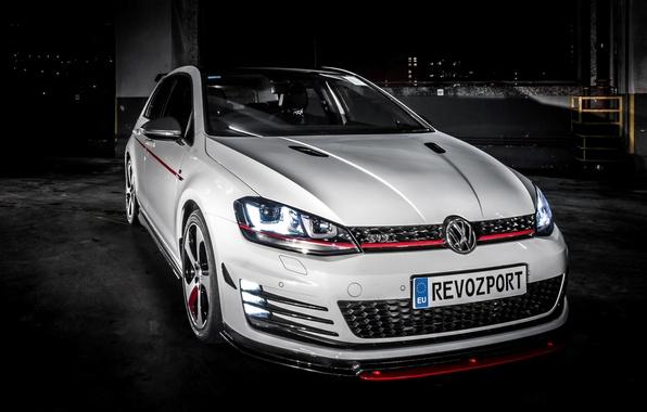 Picture Volkswagen, Golf, Golf, GTI, Volkswagen, 2013, Type 5G, RevoZport, Razor 7