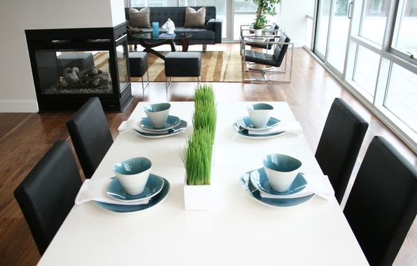 Picture design, style, room, interior, living room, dining room