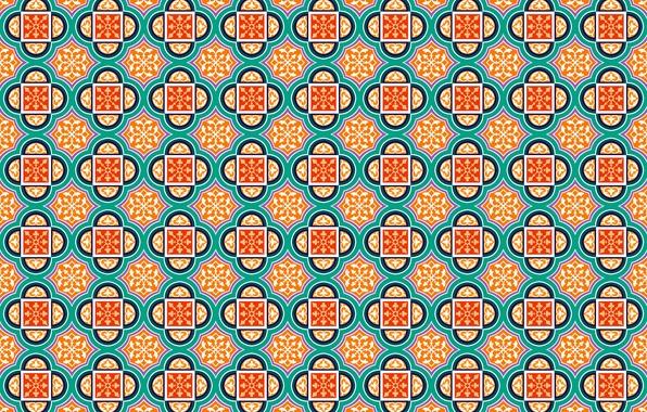 Picture pattern, ornament, diamonds