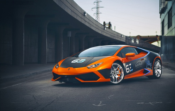 Picture sport, tuning, Lamborghini, Huracan